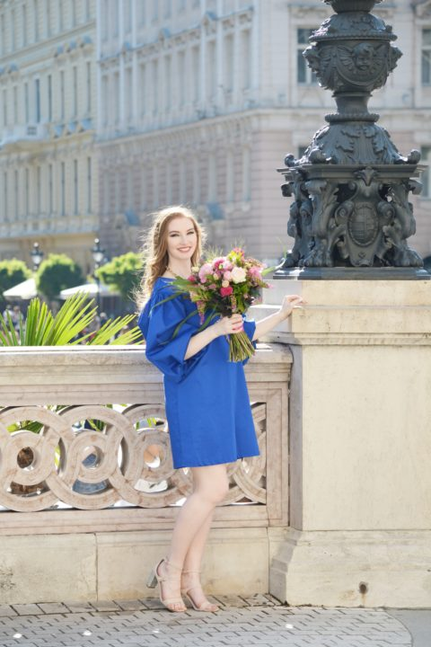 Catherine Gallagher Wedding Planner & Blogger in Budapest