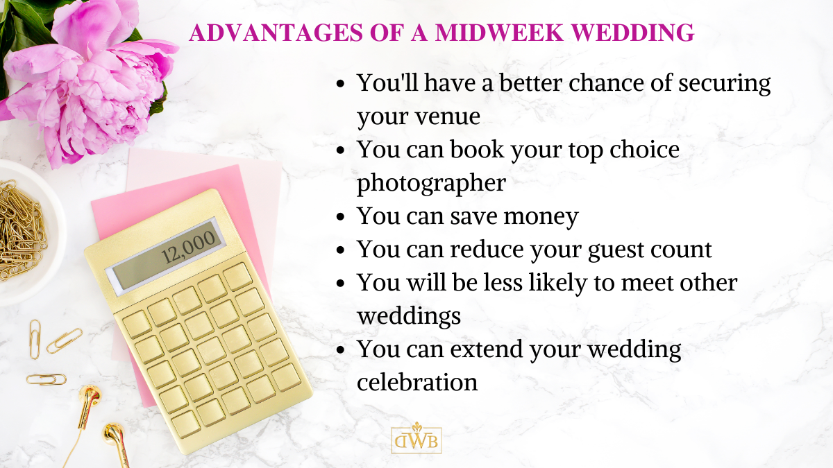 advantages-of-having-a-midweek-wedding