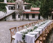 Amber Bride by Sorg Villa, Rustic wedding venue in Hungary