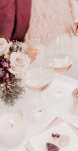 coffee-table-wine-roses-wedding-planning