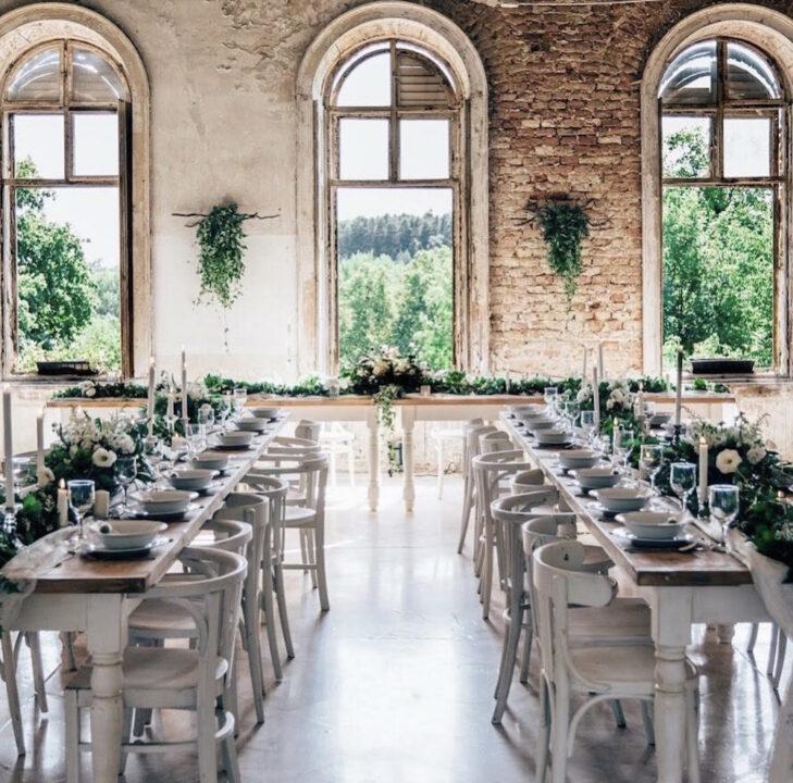 Rustic wedding venue Hungary, private villa
